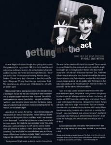 Beauty Magazine - Dec2004