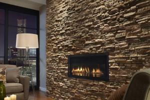 Stone Veneer Interior
